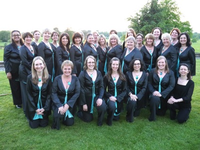 Jubilate Ladies Choir prepare for the premiere of their Adopt a Composer piece