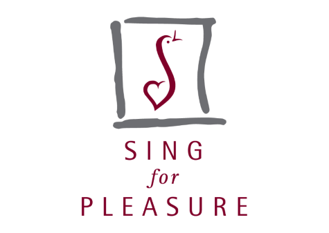 Sing for Pleasure logo