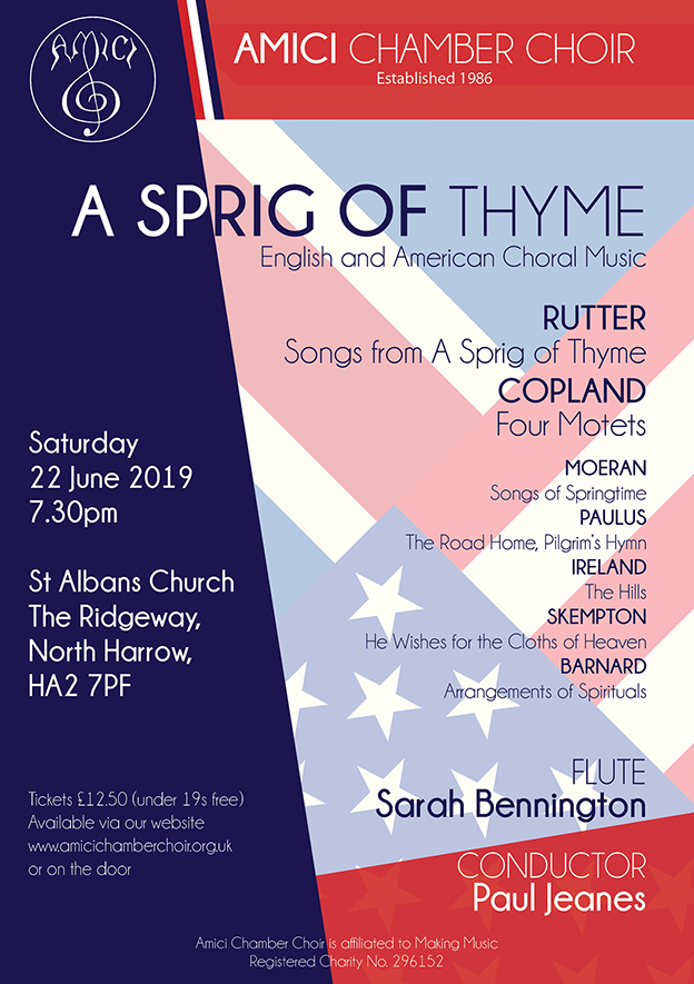 A Sprig of Thyme   Making Music
