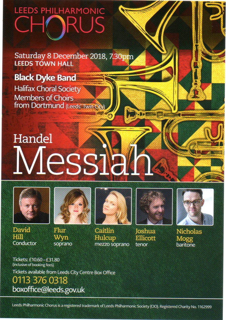 Messiah with the Black Dyke Band | Making Music