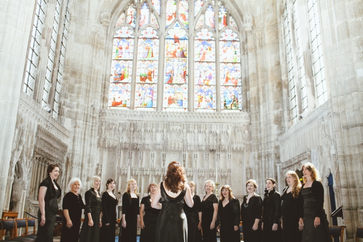 La Nova Singers in Christchurch Priory