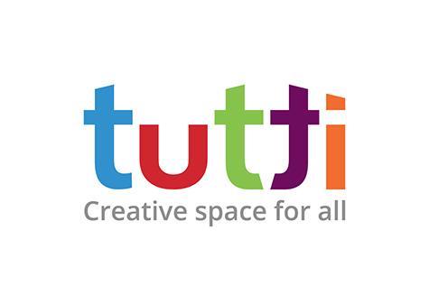 Coloured Tutti logo