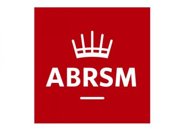 ABRSM red and white logo