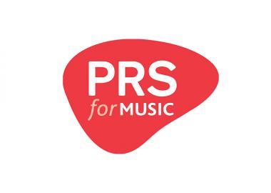 red PRS logo