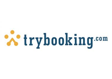 TryBooking logo