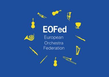 European Orchestra Federation logo