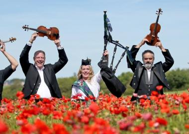 Calling all pipers and buglers: take part in a special tribute this