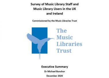 music libraries research report cover sheet